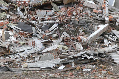 déchets chantier praxy