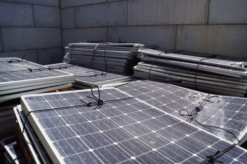 panneaux photovoltaiques praxy